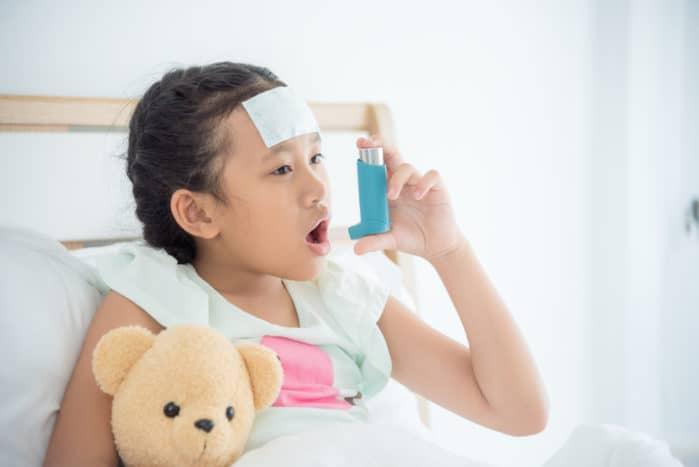 child asthma medication