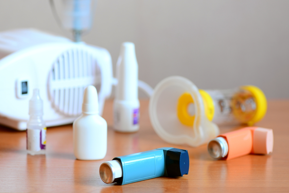 the inhaler or nebulizer that must be chosen